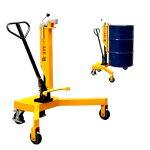 Hydraulic-Drum-Handler—U-