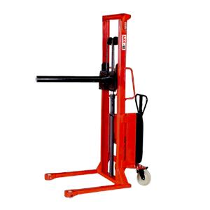 Semi Electric Roll Handler Rod Aak Handling Equipments